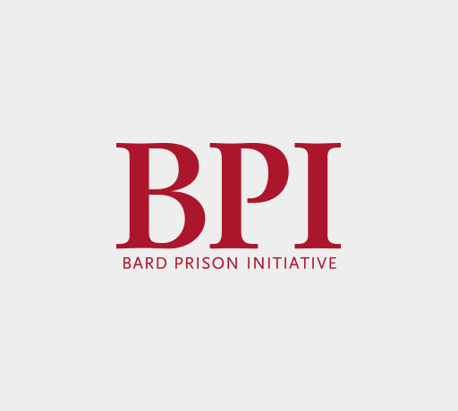 BPI Bard Prison Initiative Logo.